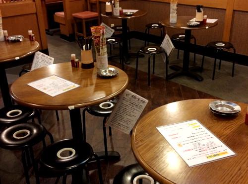 【浅草橋】丸テーブル01
