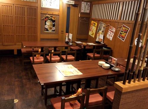 【浅草橋】4名6名テーブル02