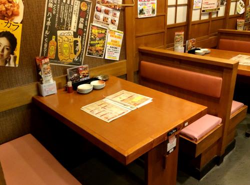 【浅草橋】4名BOX席01